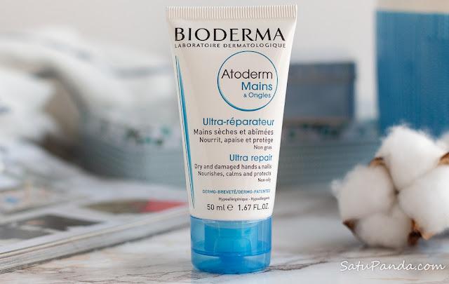 Bioderma Atoderm Cream Hand & Nails отзыв