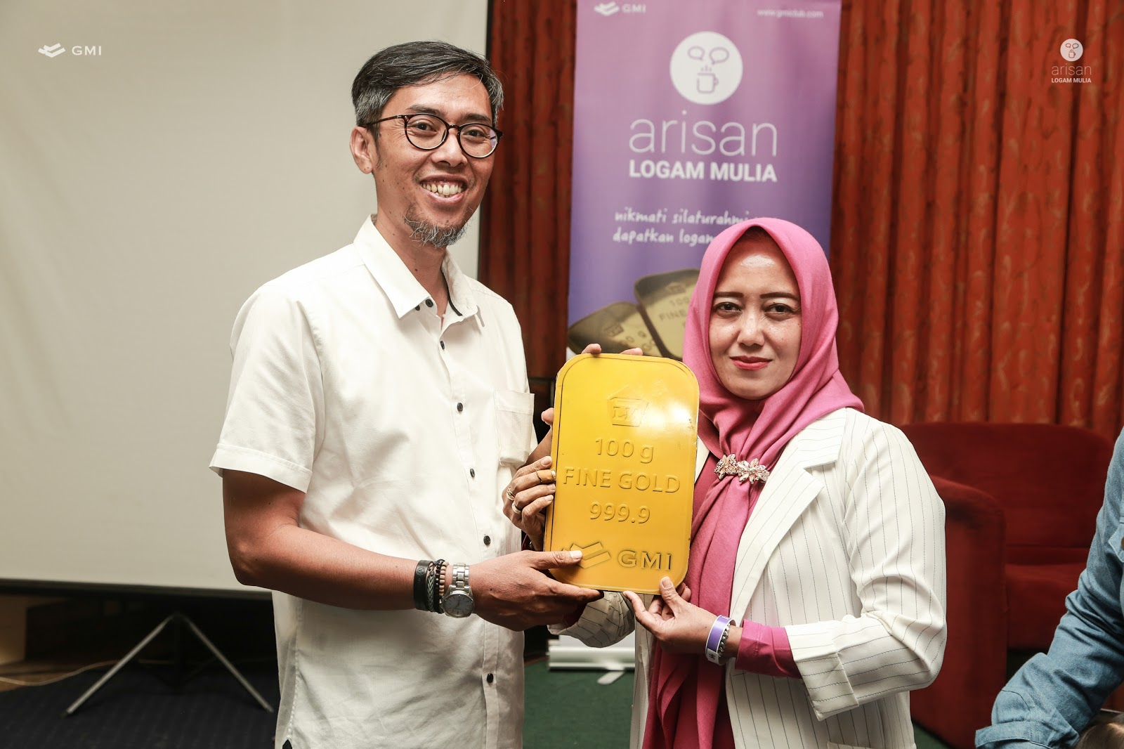Arisan Logam Mulia GMI Club
