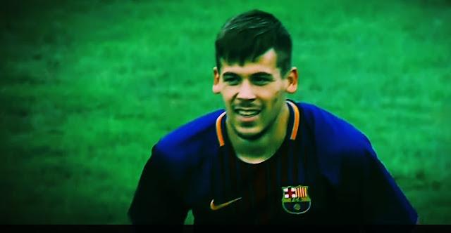 Carles Perez double as Barcelona beat Iniesta's Kobe.