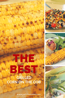 The Best Grilled Corn-on-the Cob
