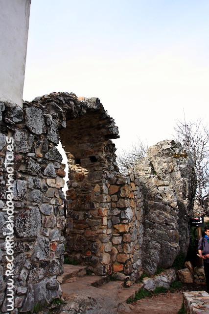 Ruinas del Castillo de Monfragüe