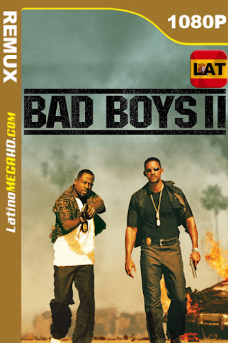 Bad Boys II (2003) Latino HD BDREMUX 1080P ()