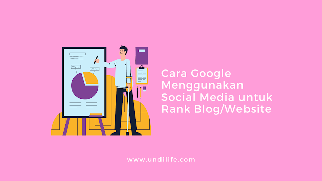 Cara Google Menggunakan Social Media untuk Rank BlogWebsite