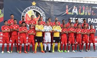 Semen Padang FC Degradasi ke Liga 2, Meski Menang 2-0 atas PS TNI