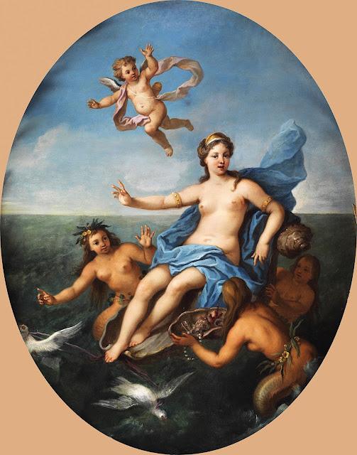 Paolo De Matteis: Il trionfo di Galatea
