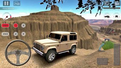 تحميل لعبة OffRoad Drive Desert مهكرة مجانا اخر تحديث للاندرويد