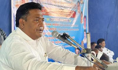 BSP PResident Sandip Tajane