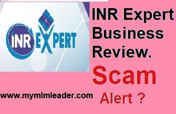 INR Expert Business Plan Review 2021
