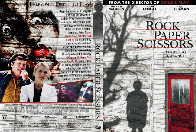 Rock, Paper, Scissors DVD Cover