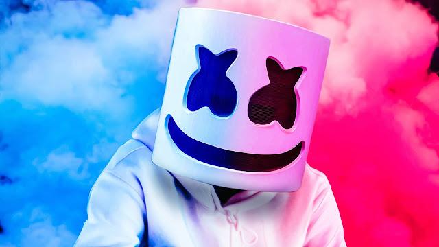 Plano de Fundo 2020 Marshmello DJ