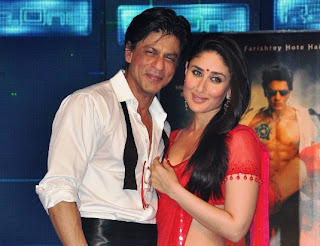 Shahrukh Khan,Kareena's – Ra…One Audio Release