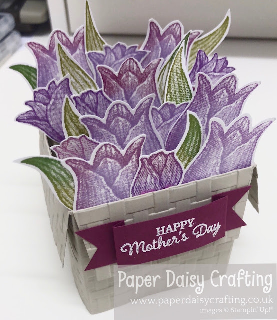 Timeless Tulips Stampin Up