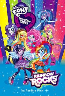 Micutul meu ponei – Fetele Equestriei: Rainbow rocks dublat in romana