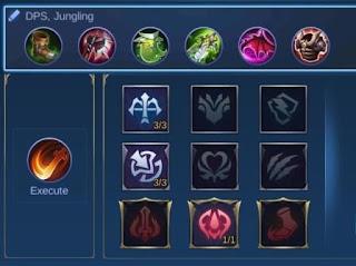 Khaleed hero items
