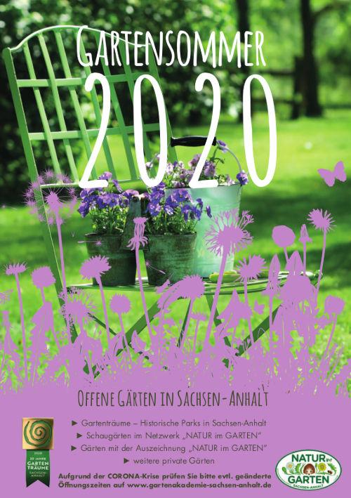 Gartensommer 2020