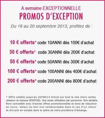 codes chèques cadeaux et codes promotionnels
