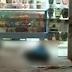 Jovem é morto com tiro no peito ao tentar assaltar mercadinho