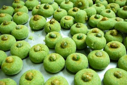 Resep Kue Kering Kacang Polong Yang Lezat Di Makan
