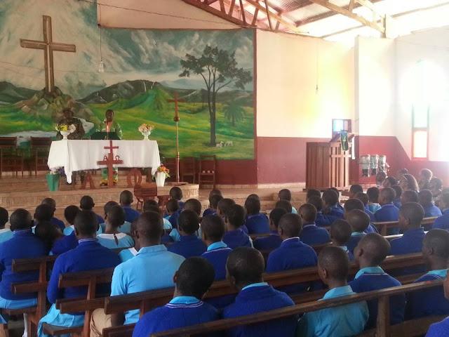 Presbyterian Secondary School (P.S.S), Bafut