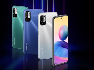 The Redmi Note 10T 5G is the first 5G phone from Xiaomi's Redmi brand in India. The phone flaunts a triple rear camera.