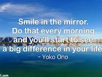 21 Quotes Bahasa Inggris About Smile dan Artinya
