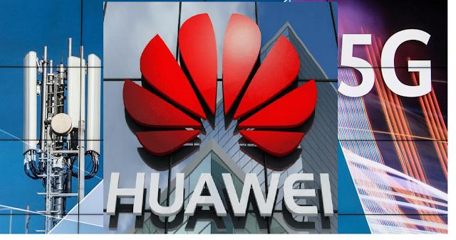 أطلقت شركة هواوي الصينية اليوم الأربعاء جيلا جديدا من هوائيات الهواتف المحمولة لشبكة الجيل الخامس