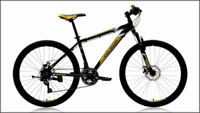 Harga Jual Sepeda Gunung Polygon Monarch 5 Black