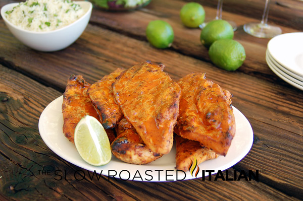 20 Minute Chipotle Lime Marinade for Grilled Chicken is simple ...