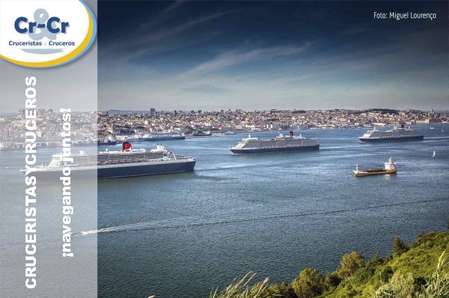 "► Cunard Line presenta ""Oceans of Discovery"", su programa de invierno para 2019"