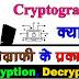 What is Cryptography in Hindi | क्रिप्टोग्राफी क्या है ? | Encryption & Decryption in Hindi