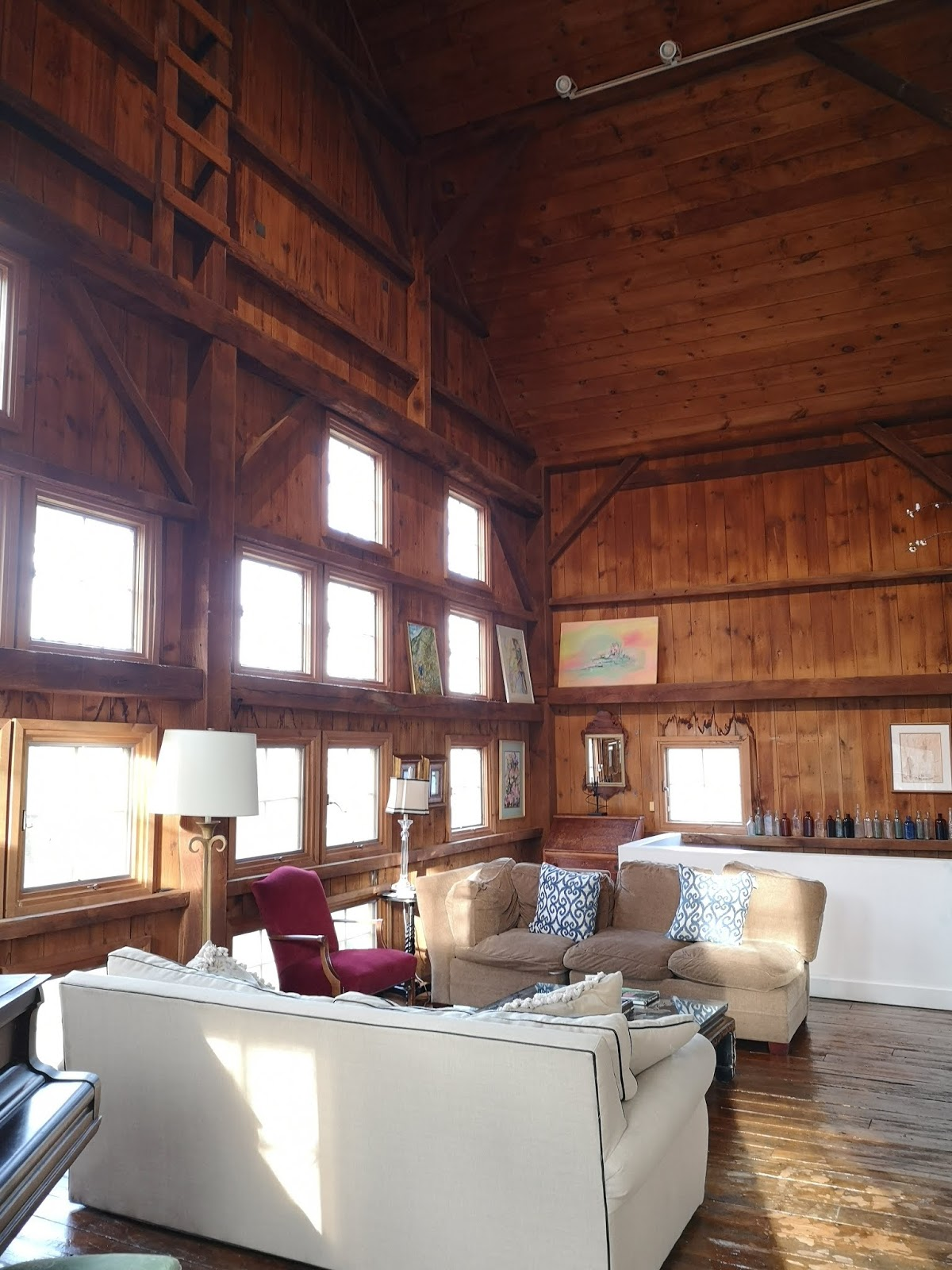 Converted Barn Airbnb in Fairfield, Connecticut