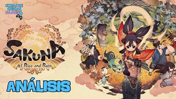Análisis de Sakuna of Rice and Ruin en PS4