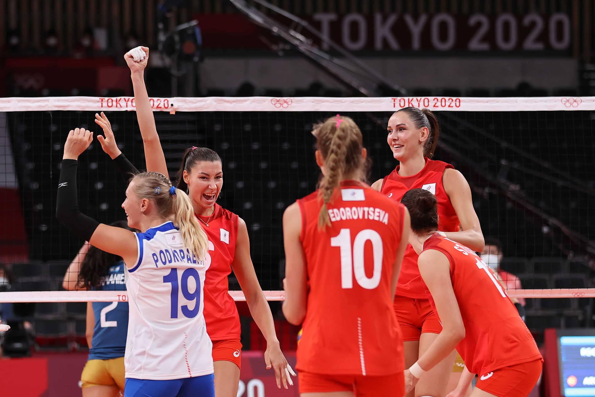 Las Panteras suman nueva derrota en el vóleibol femenino de los Juegos Olímpicos