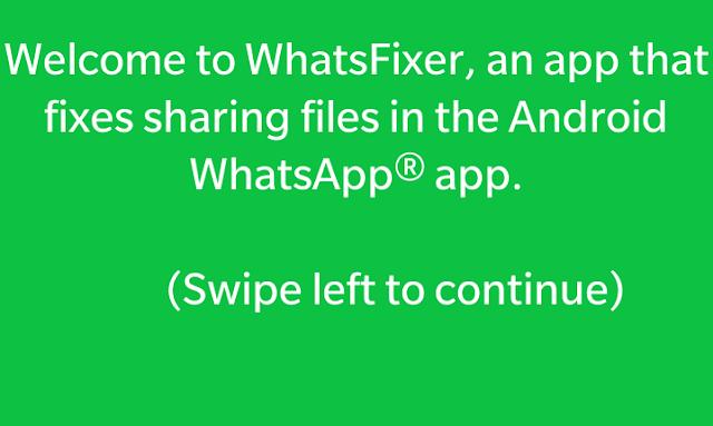 Cara Mudah Menggunakan Aplikasi WhatsFixer