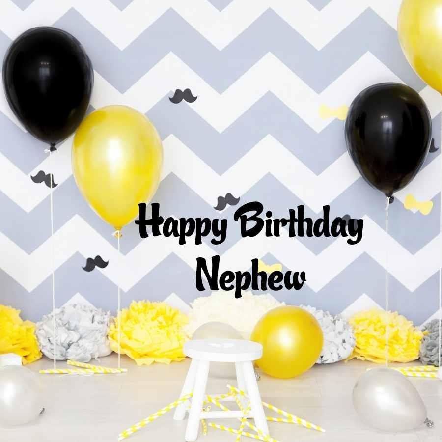 happy birthday wishes to my nephew