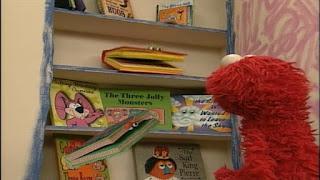 Sesame Street Elmo's World Books