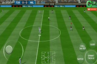 Anda jangan lupa untuk Unduh juga file  FIFA 20 Mobile APK OBB Mod Kamera Jauh PS4