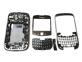 Casing Blackberry Gemini 3G 9300 Original Fullset
