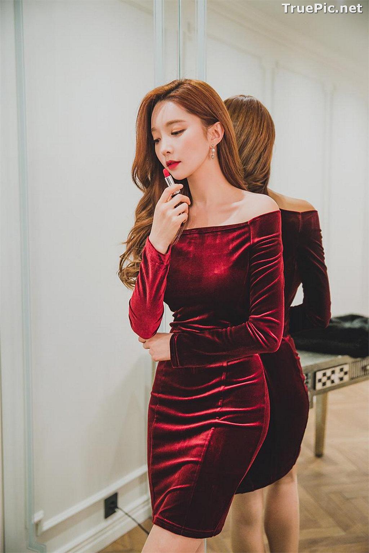 Image Korean Beautiful Model – Park Soo Yeon – Fashion Photography #12 - TruePic.net - Picture-47