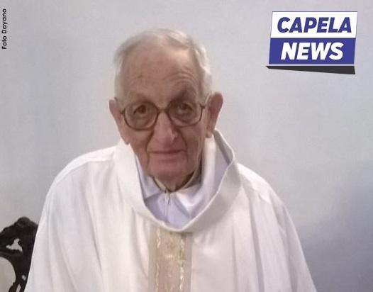 Faleceu na noite de segunda-feira (05), em Barbacena, o Padre José Vicente Guedes, aos 86 anos. O sacerdote vivia em Barbacena na Casa Paroquial do Bom Pastor.