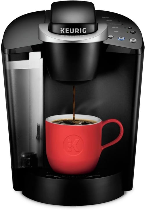 Review Keurig K-Classic K-Cup Pod Coffee Maker