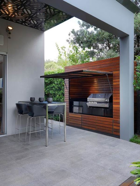 Grill Areas For Inspiration 6