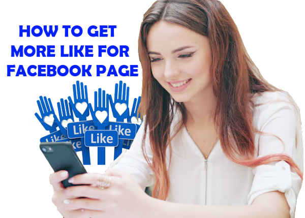 How to get more likes for Facebook page