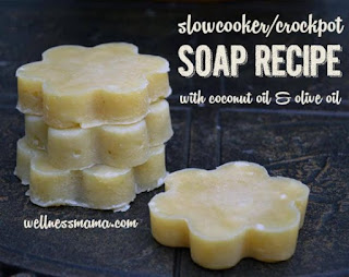 Crackpot Soap Recipe