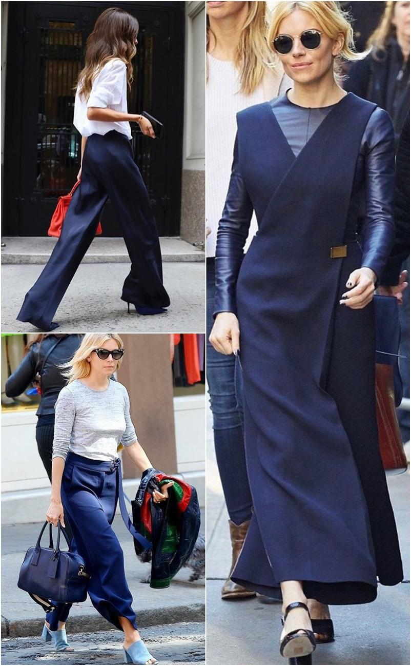 22 maneiras de usar classic blue a cor da moda de 2020