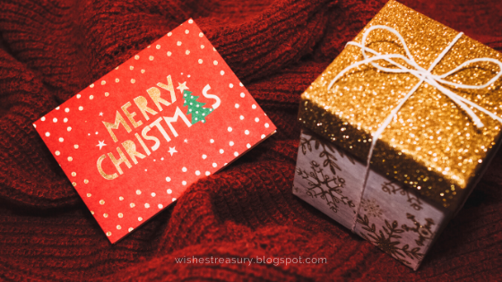 Merry Christmas Wishes Messages And New Year Greetings | Wishes Treasury