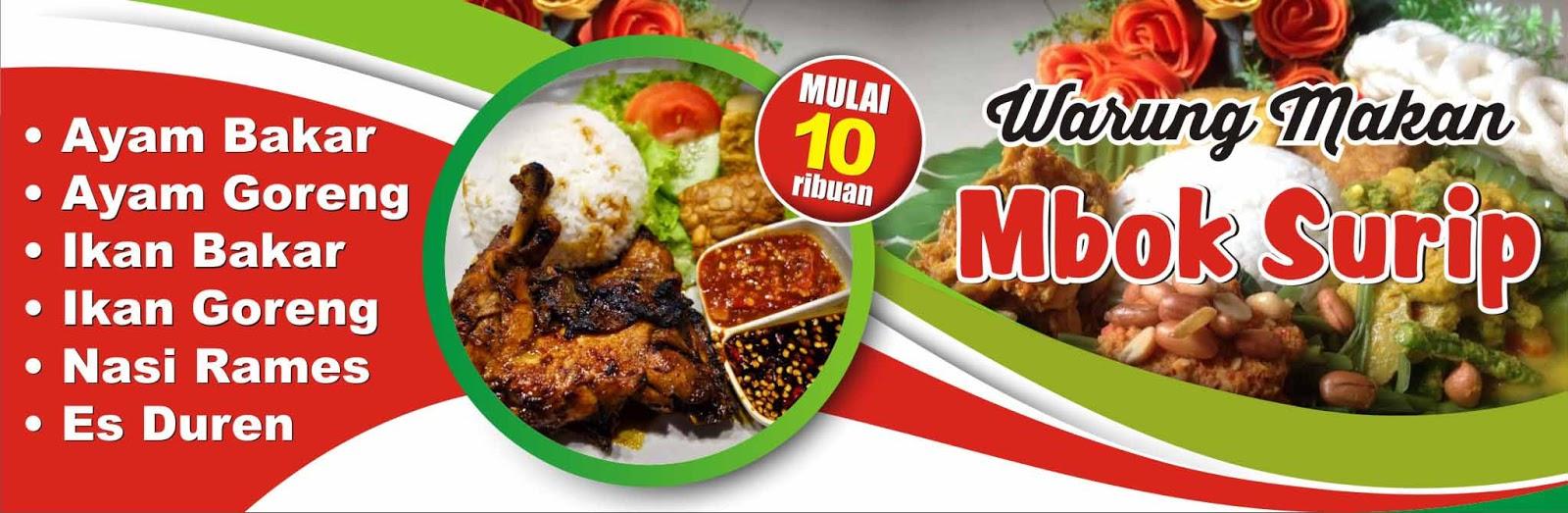 Desain Banner Makanan Best Image Of Amazinglive Site