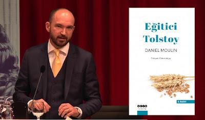 Daniel Moulın, Eğitici Tolstoy,