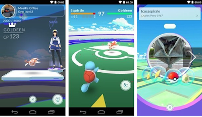 Pokemon GO 0.29.2 Support Android Jellybean 4.0