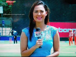 Hot Indian TV Reporter Photo in HD, Hot Indian News Reporter Photo